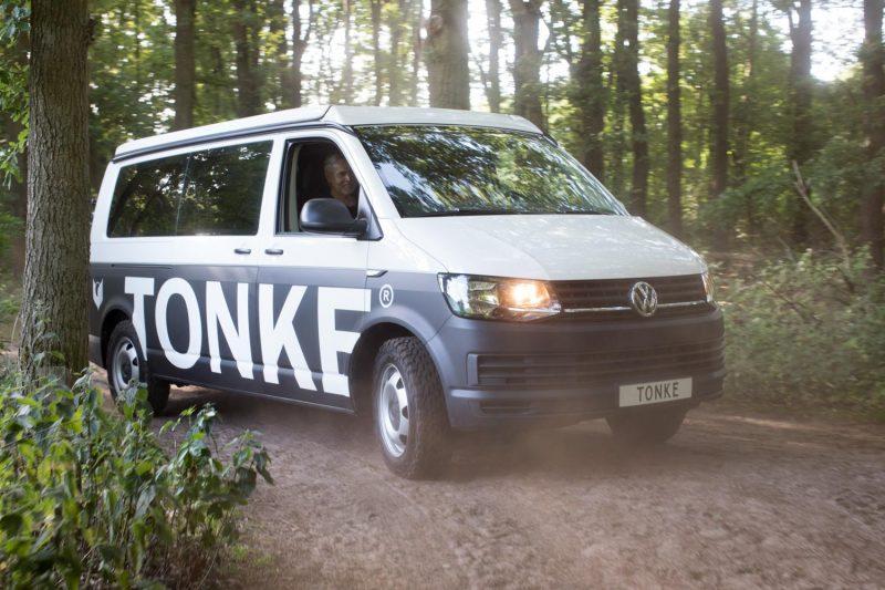 Tonke Van Tonke Campers