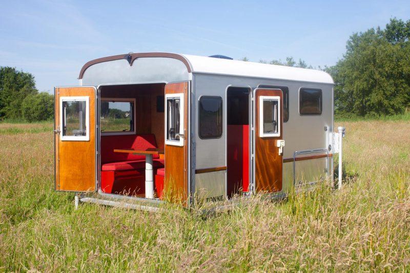 Nieuw Tonke Fieldsleeper International | Tonke Campers FV-15