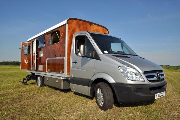 Tonke Mercedes Sprinter Camper