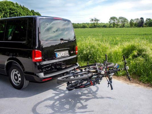 Buscamper fietsendrager - Tonke